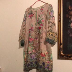 Dresses & Skirts - 🌼Pakistani Indian Shalwar Kameez
